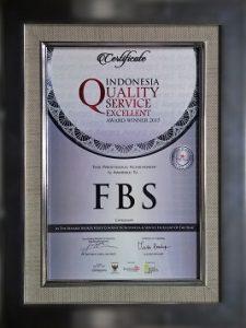 Certificado FBS